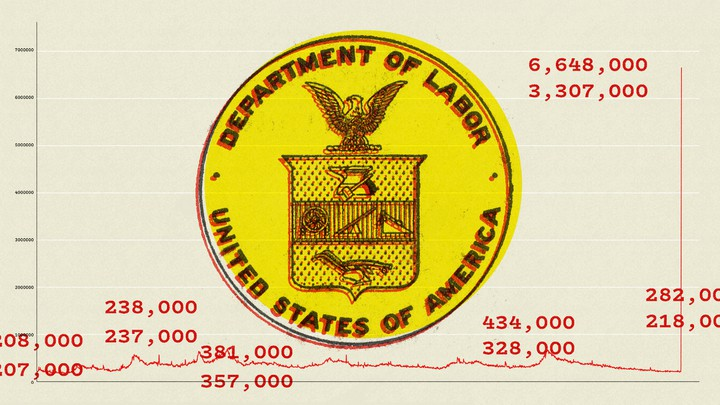 Illustration of the Department of Labor seal