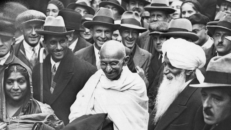 Mahatma Gandhi - The Atlantic