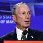Michael Bloomberg speaks at the U.S. Conference of Mayors.