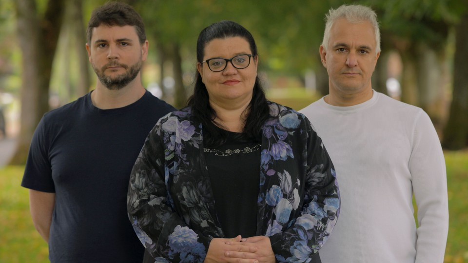 James A. Lindsay, Helen Pluckrose, and Peter Boghossian, the scholars behind the hoax