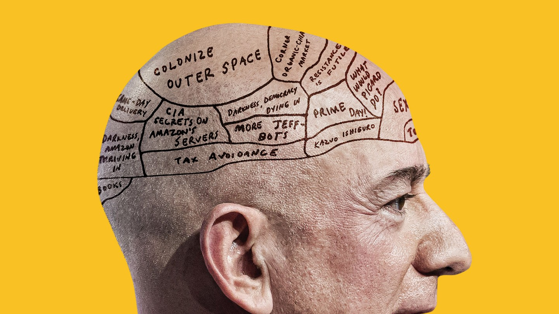 Jeff Bezos's Master Plan   The Atlantic