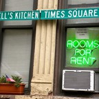 A rental advertisement in New York