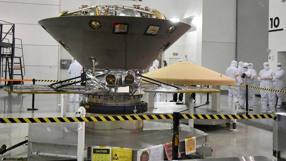 NASA's InSight spacecraft