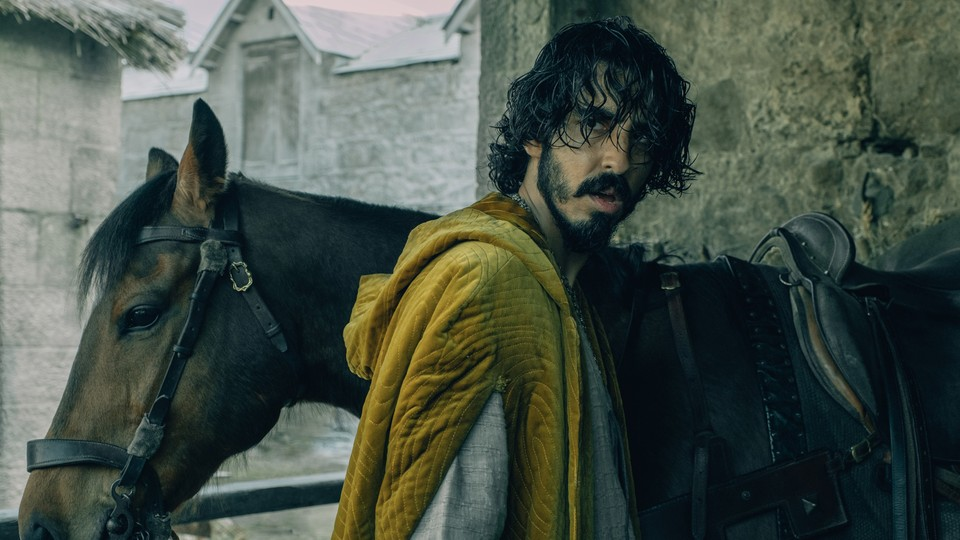 Dev Patel as Gawain