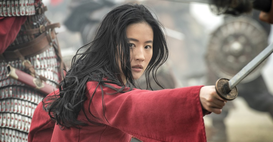 Disney S Mulan Is A War Movie With A Dash Of Magic The Atlantic