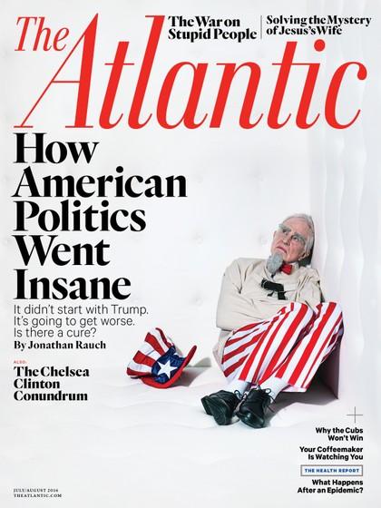 Cómo la política estadounidense se volvió tan ineficaz