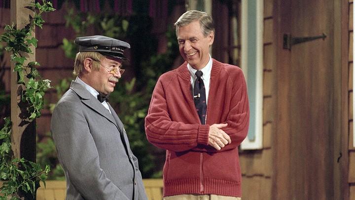 A still from 'Mister Rogers' Neighborhood'