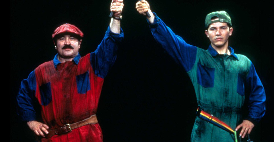 The Dazzling Failures Of Super Mario Bros 25 Years Later The
