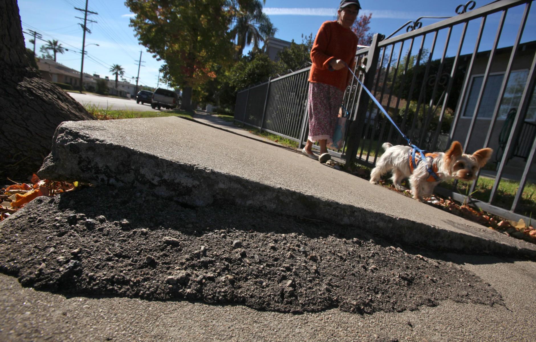 The High Cost of Bad Sidewalks