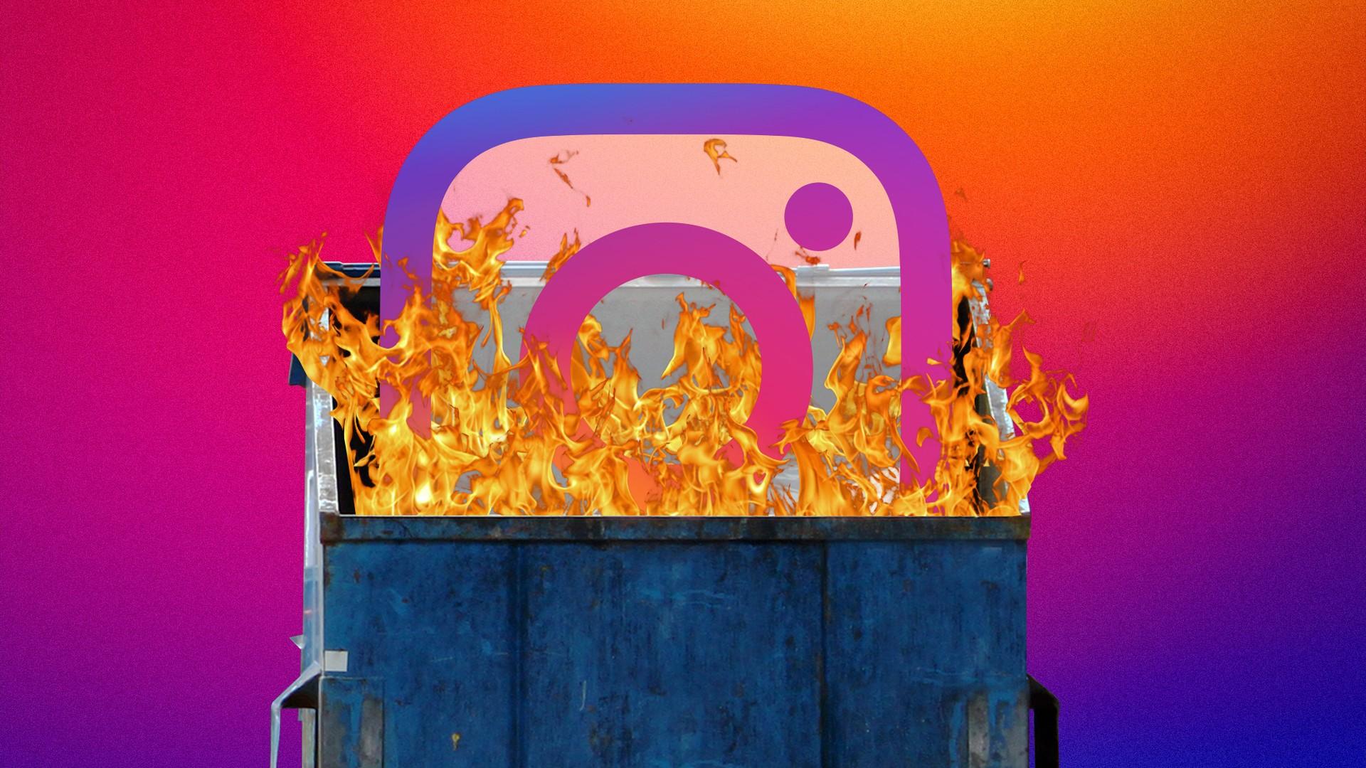 Instagram Has A Massive Harassment Problem The Atlantic