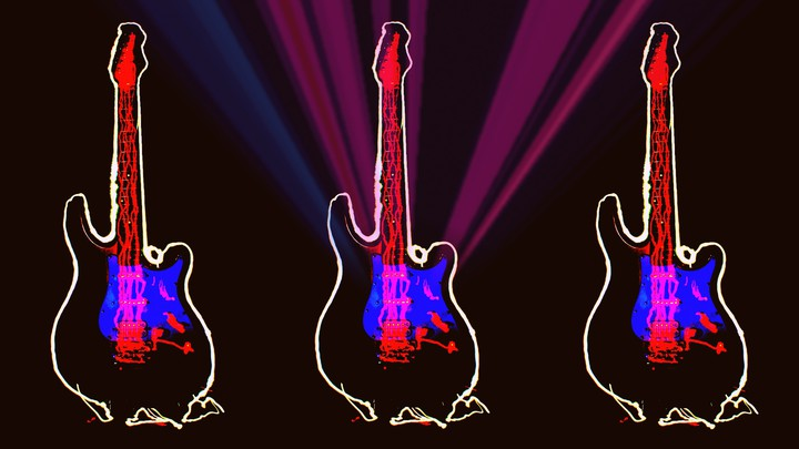 What Makes An Electric Guitar Sound Like An Electric Guitar The Atlantic