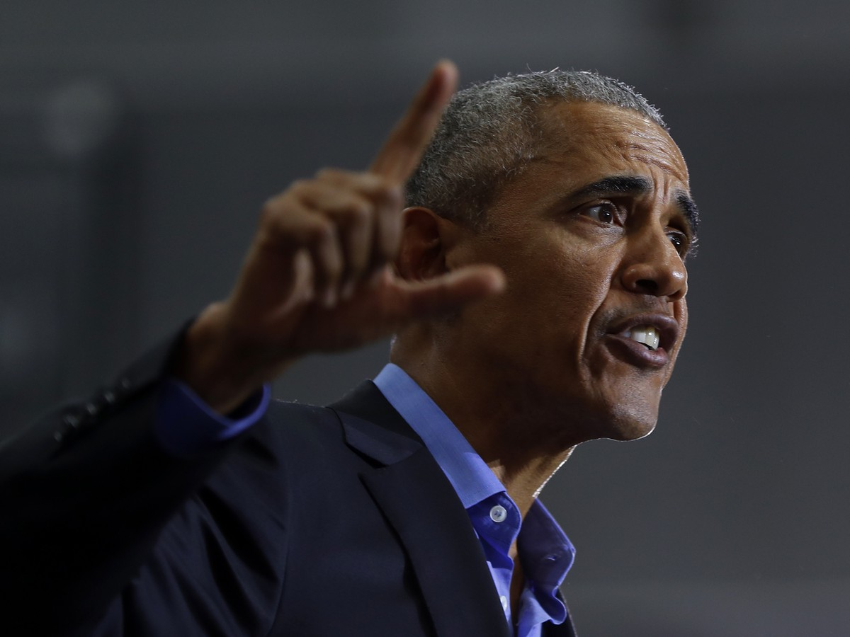 Obama S Political Group Shifts Focus To Gerrymandering The Atlantic