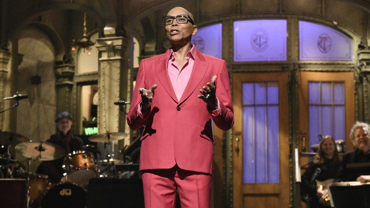 RuPaul on 'SNL'