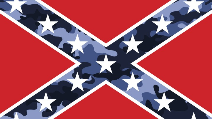 How The U S Military Came To Embrace The Confederate Flag The Atlantic