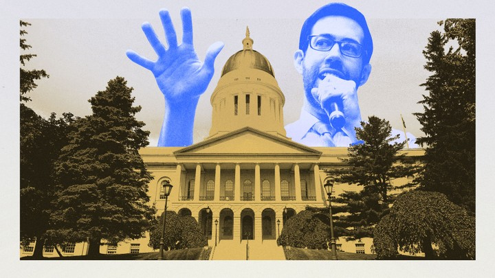 Daniel Squadron, a co-founder of Future Now, and the Maine State House. His group helped flip the Maine legislature Democratic in 2018.