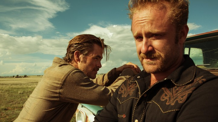 Review Hell Or High Water Offers An Iconic Vision Of The Modern West The Atlantic