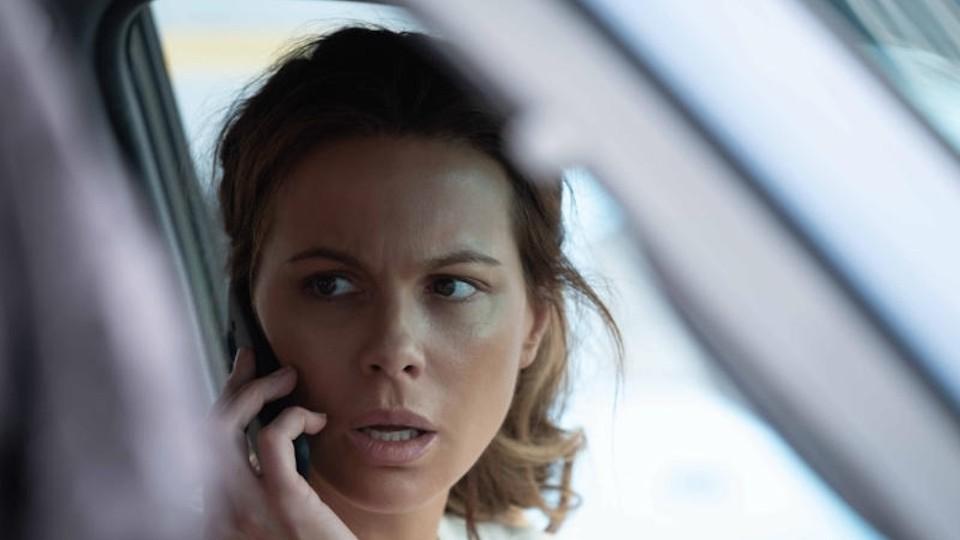 Kate Beckinsale stars as Georgia Wells in Amazon's 'The Widow.'