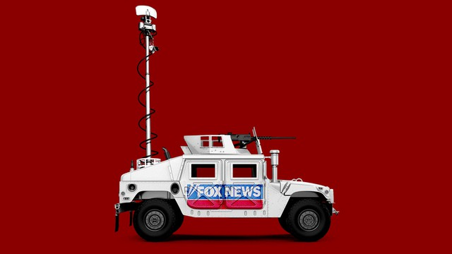The militia that Fox News built