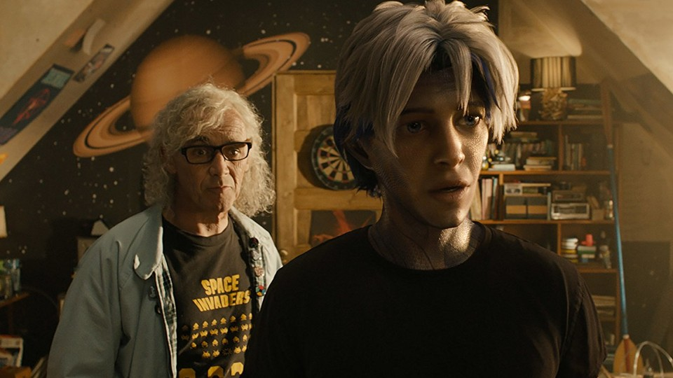 A still from 'Ready Player One'