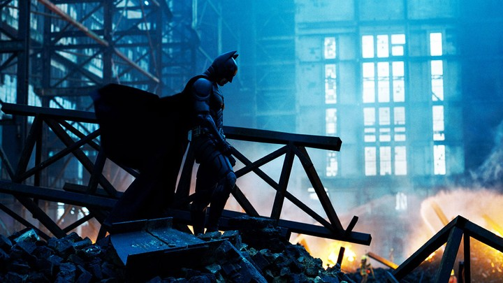 A still from 'The Dark Knight'