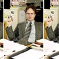 Picture of Dwight Shrute in 'The Office'