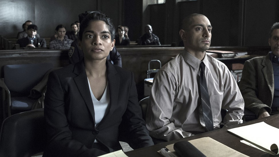 Chandra and Nasir of 'The Night Of'