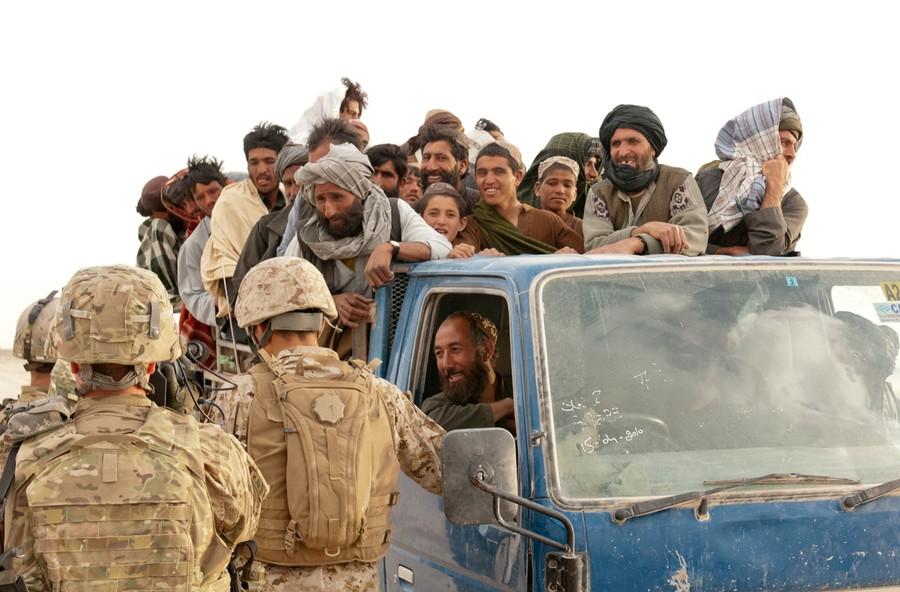 Afghanistan April 2012 The Atlantic