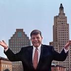 """A photo of Providence Mayor Vincent """"Buddy"""" Cianci Jr.,"""