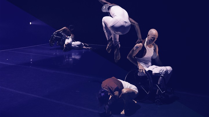 The Axis artistic director Marc Brew's new work 'Radical Impact'