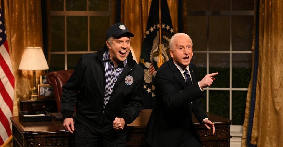 'SNL' Is Still Trying to Figure Out Who Joe Biden Is