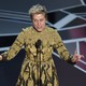 Frances McDormand accepts the Oscar for Best Actress