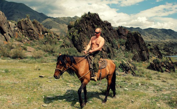 Vladimir Putin Conservative Icon The Atlantic