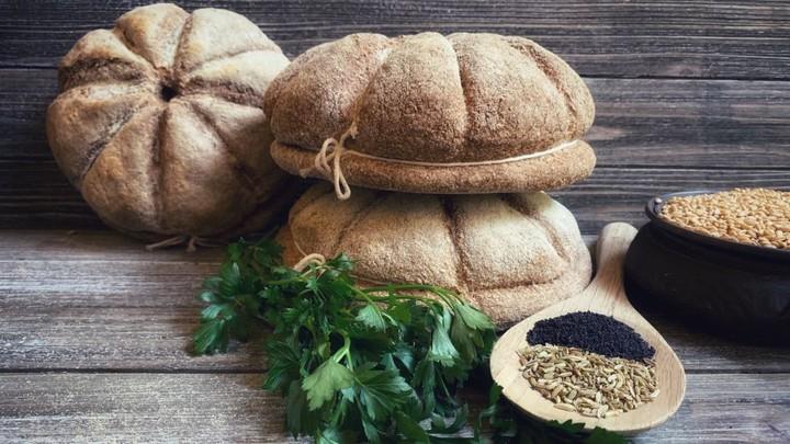 panis quadratus, an ancient Roman bread