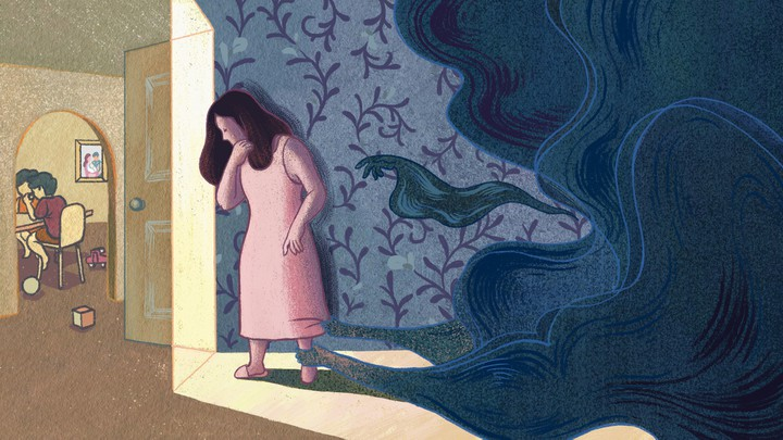 When Postpartum Depression Doesn't Go Away - The Atlantic