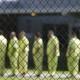 Detainees in Orange, California