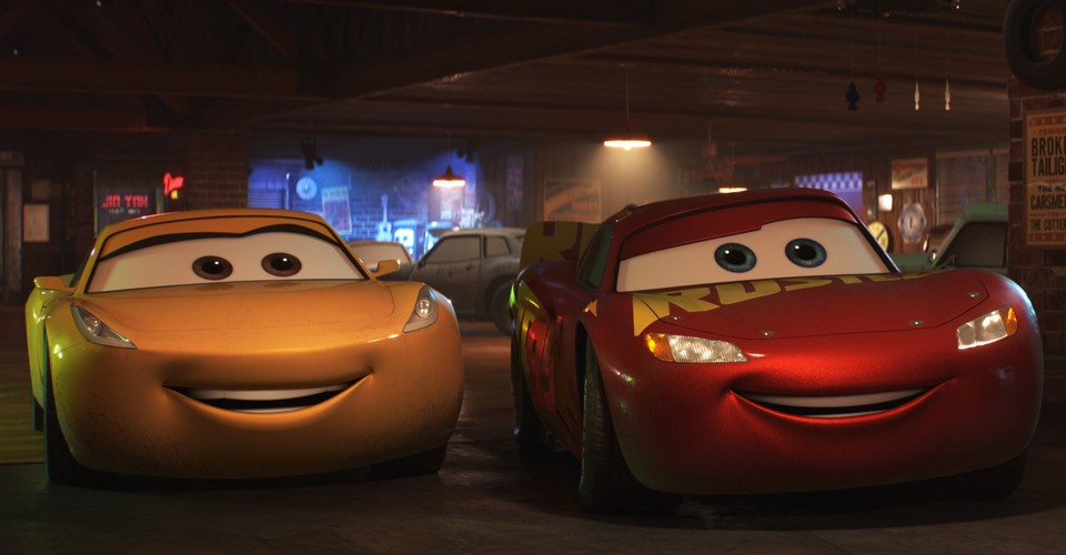 Cars 3 A Children S Movie And A Fable About Mentorship The Atlantic