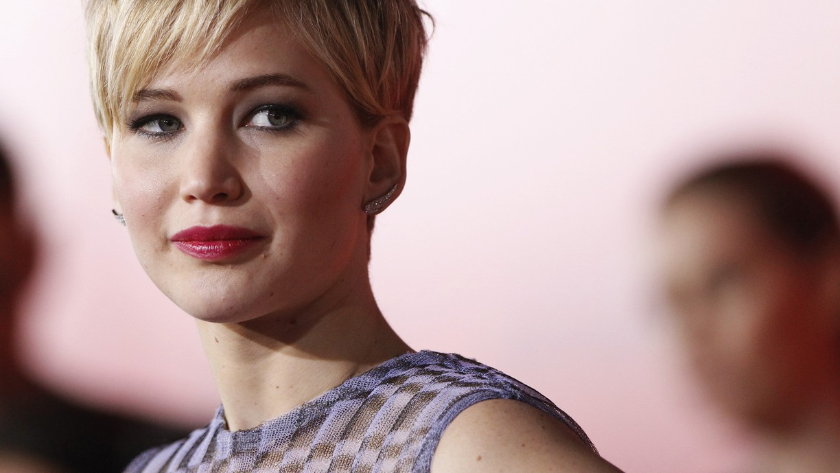 Jennifer Lawrence Says the 2014 Nude Photo Hack Was So
