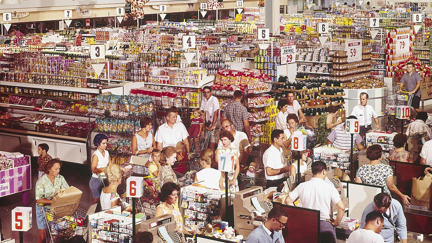 The Supermarket After the Pandemic
