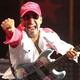 Tom Morello performs with Prophets of Rage on August 20, 2016, in Camden, New Jersey.