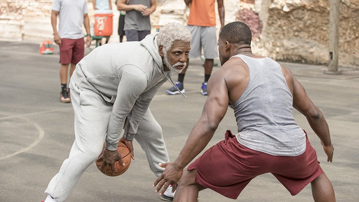 Kyrie Irving in 'Uncle Drew'