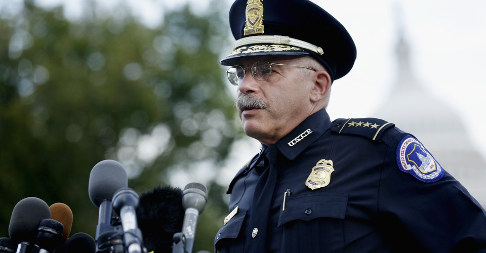 Glastonbury Police Chief to Retire After Forwarding Emails