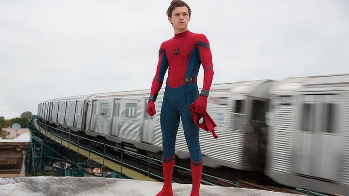 TS Spider-Man Homecoming Peter Parker Cosplay Costume School Uniform Blazer