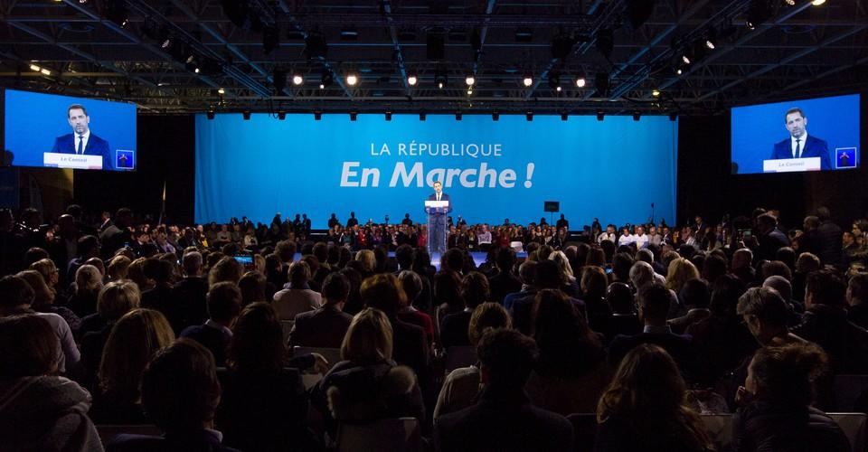Macron's Upstarts Have Become the Establishment - The Atlantic