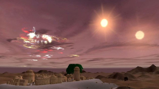 Star Wars Galaxies And The Matrix Online When Video Game Worlds End The Atlantic