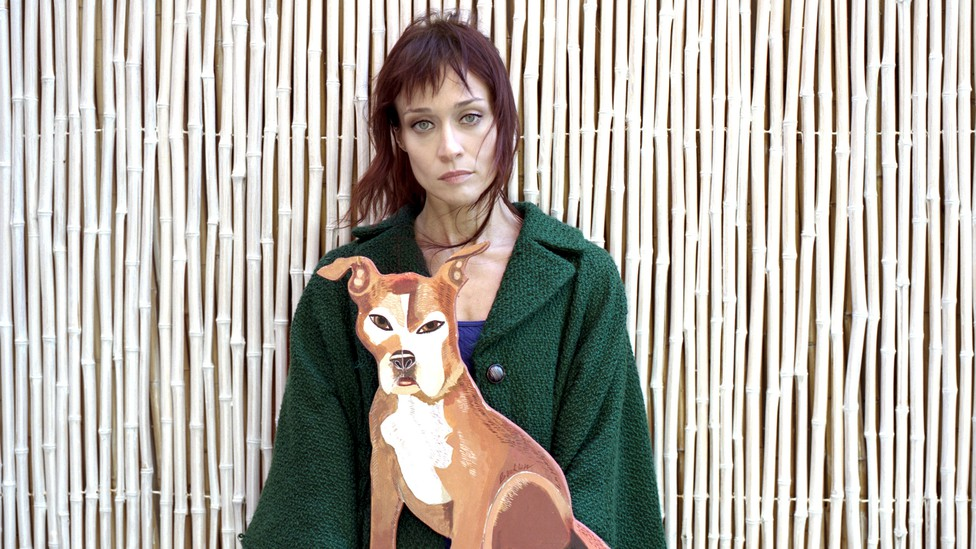 Fiona Apple pictured in 2012