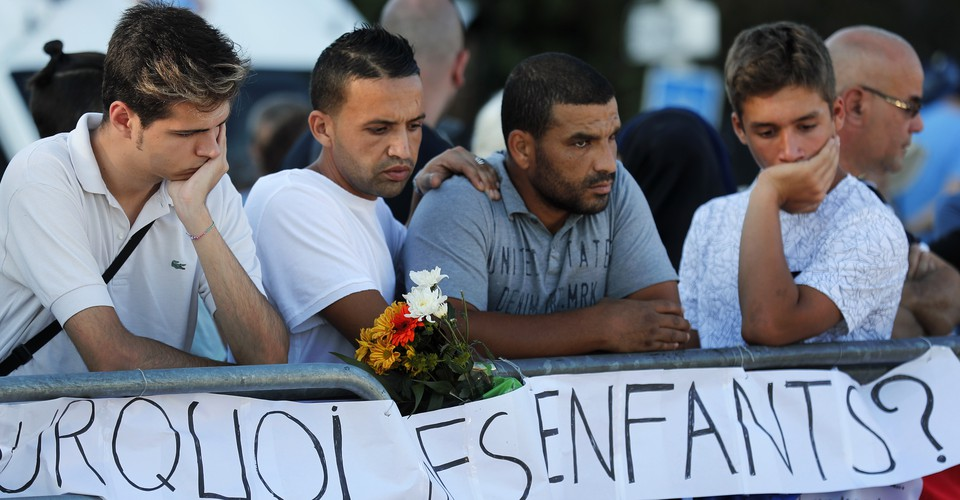 The Victims Of The Attack In Nice The Atlantic