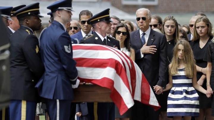 President Obama S Funeral Eulogy For Beau Biden The Atlantic