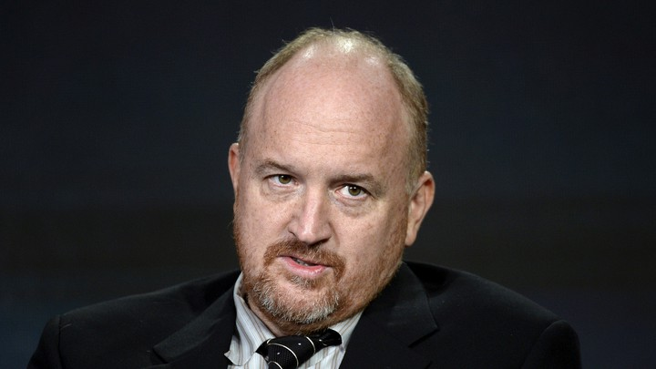 Louis C.K. participates in a panel for the FX Networks series 'Baskets' in 2016.