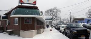 A photo of a Bosnian restaurant in Utica, New York