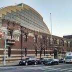 The sprawling Bedford Union Armory complex in Brooklyn